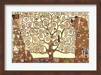 Framed Tree of Life, c.1909