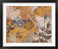 Framed Marigold