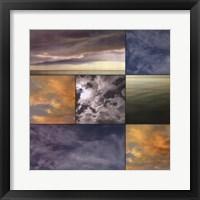 Framed Cloud Medley II