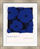 Framed Blues May 7