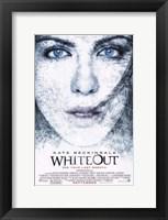 Framed Whiteout - style B
