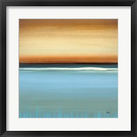 Contemporary Moments II Framed Print