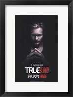 Framed True Blood - Season 2 - Alexander Skarsgard [Eric]