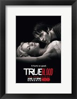 Framed True Blood - Season 2  [Sookie and Bill]