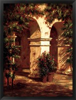 Framed Monastery