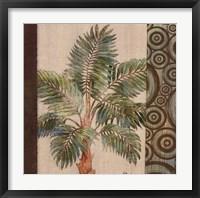 Parlor Palm II Framed Print