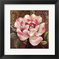 Framed Esperance Rose - mini