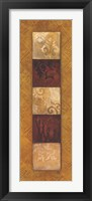 Cobblestone II Framed Print