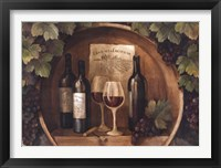 Framed At the Winery