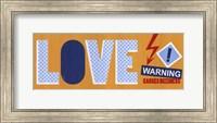 Framed Warning III