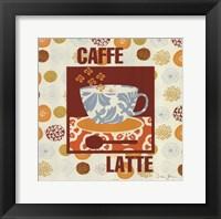 Framed Coffee Time II