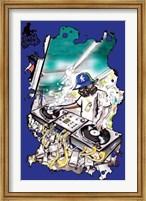Framed Sprayground - Nightcrawler