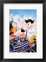 Framed Astro Boy, c.1963 - style D
