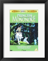 Framed Princess Mononoke, c.1998 - style H