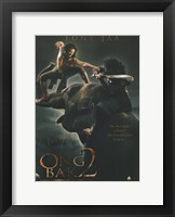 Framed Ong Bak 2: The Beginning, c.2008 - style A