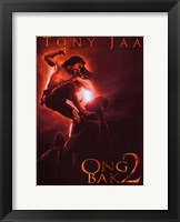 Framed Ong Bak 2: The Beginning, c.2008 - style C