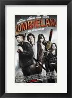 Framed Zombieland, c.2009 - style B