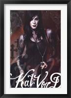 Framed Kat Von D - Look to Kill