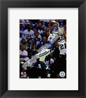 Framed Reggie Wayne 2009 Action
