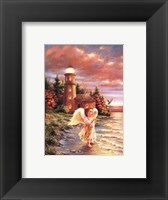 A Little Faith Framed Print
