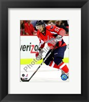 Framed Mike Green 2009-10 Action