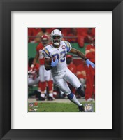 Framed Vincent Jackson 2009 Action