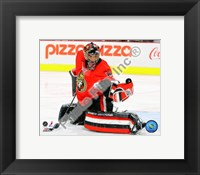 Framed Pascal Leclaire 2009-10 Action