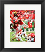 Framed Dwayne Bowe 2009 Action