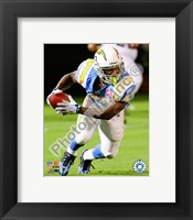 Framed Darren Sproles 2009 Action