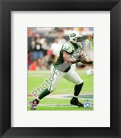 Framed Bart Scott 2009 Action