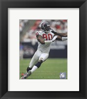 Framed Mario Williams 2009 Action
