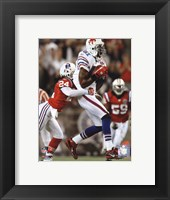 Framed Terrell Owens 2009 Action
