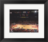 Framed Comcast Center University of Maryland Terrapins 2007