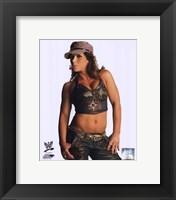 Framed Mickey James #557
