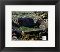 Framed LaVell Edwards Stadium Brigham Young University Cougars 2007