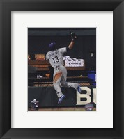 Framed Carl Crawford 2009 MLB All-Star Game Action