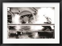Framed Steam