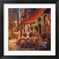 Framed Cafe in Light