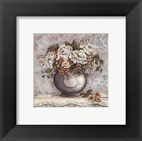 Blue Morning III Framed Print