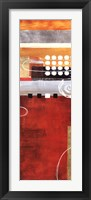 Abstract & Natural Elements II Framed Print