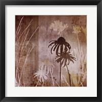 Floral A Framed Print