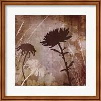 Framed Floral B