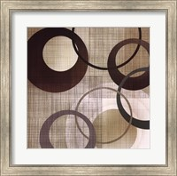 Framed Abstract & Natural Elements II