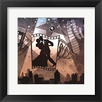Two Tickets Framed Print