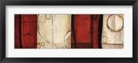 Framed Circular Rhythm II