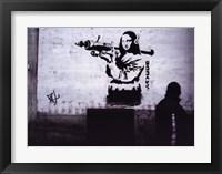 Framed Art Attack