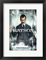 Framed Sherlock Holmes, c.2009 - style B