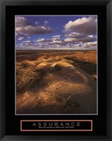 Framed Assurance - Sand Dunes