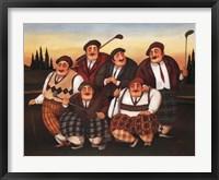 Framed Golf Club