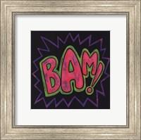 Framed Bam
